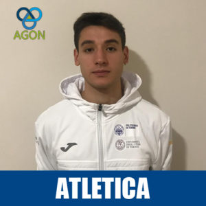 ATLETICA - GALLO MATTEO