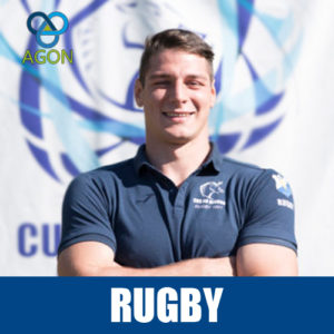 RUGBY - CAIAZZO LUCA