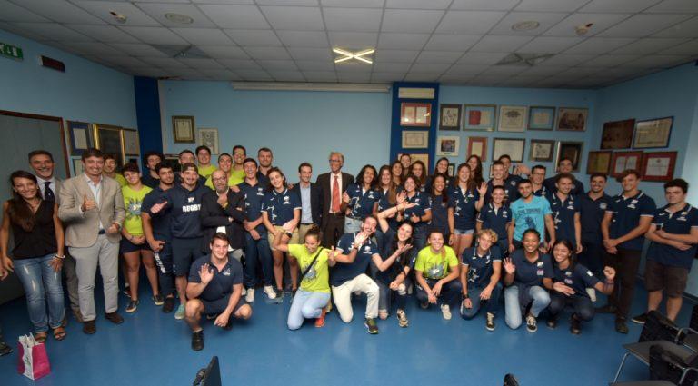 Presentato il Progetto AGON 2018/2019 e le eccellenze sportive del CUS Torino